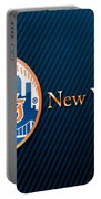 New York Mets Portable Battery Charger
