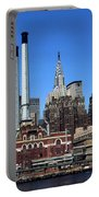 New York Mid Manhattan Skyline Portable Battery Charger