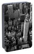 New York, New York 5 Portable Battery Charger