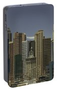 New York New York View 1 Portable Battery Charger
