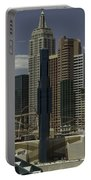 New York New York View 2 Portable Battery Charger