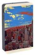 New York Ny Portable Battery Charger