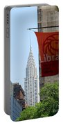 New York Scene Portable Battery Charger