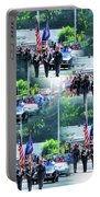 New York State Police Color Guard  1 Portable Battery Charger