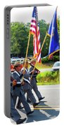 New York State Police Color Guard  6 Portable Battery Charger