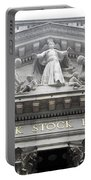 New York Stock Exchange Portable Battery Charger