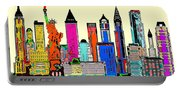 New York - The Big City Portable Battery Charger