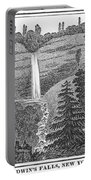 New York: Waterfall Portable Battery Charger