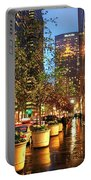 New York06 Portable Battery Charger by Svetlana Sewell