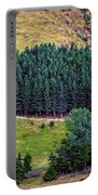New Zealand Countryside Portable Battery Charger