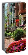 Newberry Street Spring Portable Battery Charger