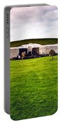 Newgrange Morning Portable Battery Charger