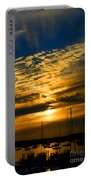 Newport Sunset Portable Battery Charger