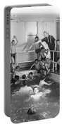 Newsboys Swimming 1900s Portable Battery Charger