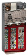 Newspaper Stand Portable Battery Charger