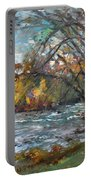 Niagara Falls Lake Portable Battery Charger
