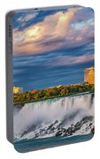 Niagara Falls - The American Side 3 Portable Battery Charger