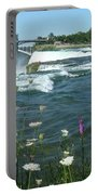 Niagara Falls Usa - Photo Portable Battery Charger