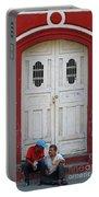 Nicaragua Door 1 Portable Battery Charger