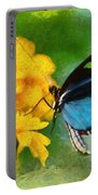 Nice Butterfly Portable Battery Charger