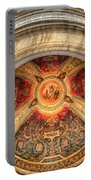 Niche Inlay 2-our Lady Of Victory Basilica Portable Battery Charger