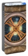 Niche Inlay At Our Lady Of Victory Portable Battery Charger