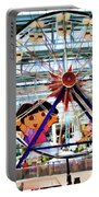 Nickelodeon Universe Indoor Amusement Park 2 Portable Battery Charger