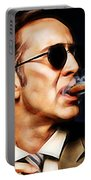 Nicolas Cage Collection Portable Battery Charger