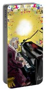 Night Club Singer Portable Battery Charger