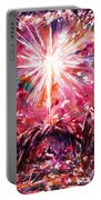 Night In Bethlehem Portable Battery Charger