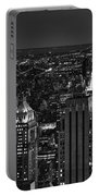 Night In Manhattan Portable Battery Charger