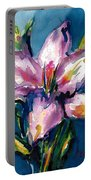 Night Lily Portable Battery Charger