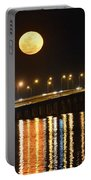 Multi Reflective Bridge And Moon Lights Portable Battery Charger