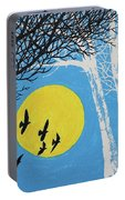 Night Scene Portable Battery Charger