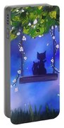 Night Stories Portable Battery Charger