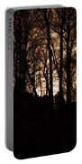 Night Trees Portable Battery Charger
