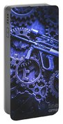 Night Watch Gears Portable Battery Charger