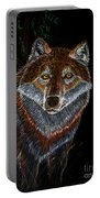 Night Wolf Portable Battery Charger