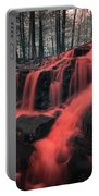 Nightmare Falls Portable Battery Charger