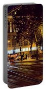 Nights, Lights Downtown Sj Portable Battery Charger