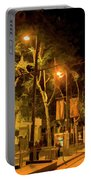 Nights San Jose Downtown  Portable Battery Charger