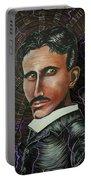 Nikola Tesla Portable Battery Charger