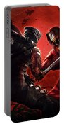 Ninja Gaiden 3 Portable Battery Charger