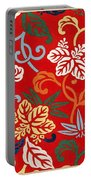Nishike Brocade With Paulownia Arabesque Portable Battery Charger