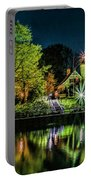 Nite At White River Light Portable Battery Charger