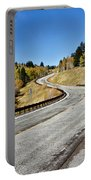 Nm Hwy 64 In The San Juan Mountains Portable Battery Charger