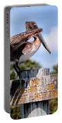 No Fishing Baby Pelican Portable Battery Charger