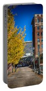 No One Occupying Wall Street Portable Battery Charger