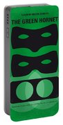 No561 My The Green Hornet Minimal Movie Poster Portable Battery Charger