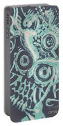Nocturnal The Blue Owl Portable Battery Charger